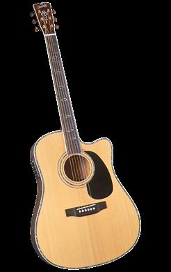 Blueridge BR-70CE גיטרה אקוסטית מוגברת
