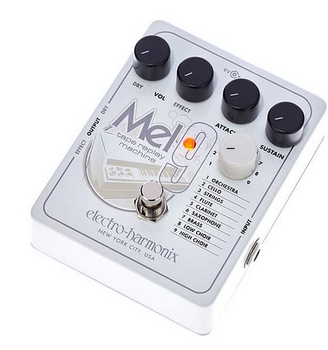 Electro Harmonix MEL9 פדאל מדמה מלטרון