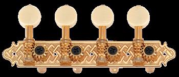 Golden Gate M-128 מפתחות למנדולינה זהב