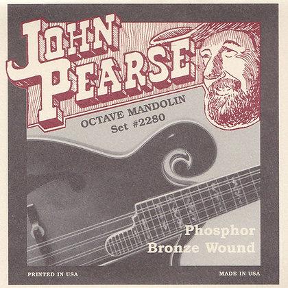 John Pearse מיתרים לאוקטב מנדולין
