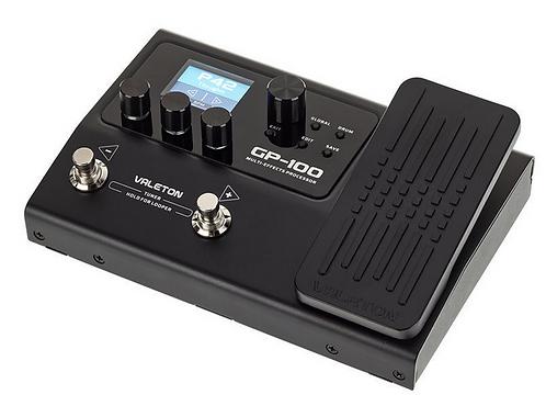 Valeton GP-100 מולטי אפקט לגיטרה