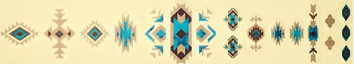 Jockomo מדבקות אומנות אנדיאנית לפרטבורד
