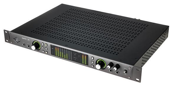 Universal Audio Apollo x6 ממשק הקלטה