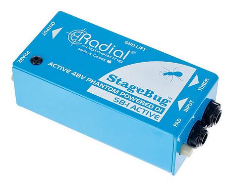 Radial Engineering SB-1 דיאיי לגיטרה