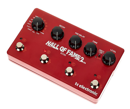 tc electronic Hall of Fame 2x4 פדאל ריוורב