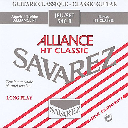 Savarez 540R Alliance