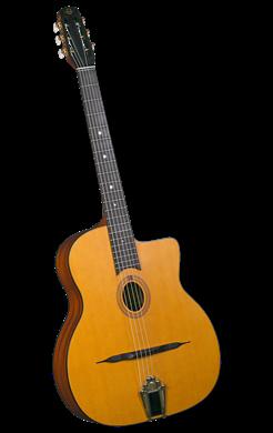 Cigano GJ-10 Petite Bouche Gypsy Jazz Guitar
