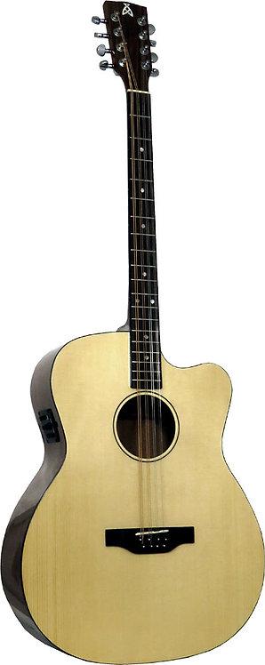 Ashbury Gazouki בוזוקי בצורת גיטרה