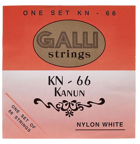 Galli Strings KN66 מיתרים לקנון