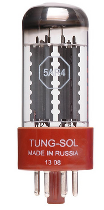 Tung-Sol GZ34/5AR4 מנורת רקטייפיר