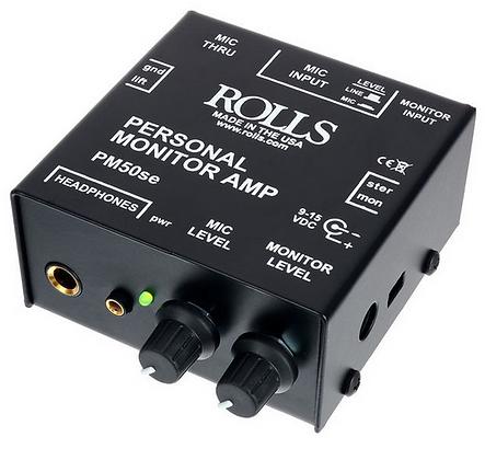 Rolls PM 50se מיקסר אישי