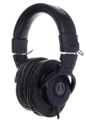 Audio-Technica ATH-M30 X אוזניות