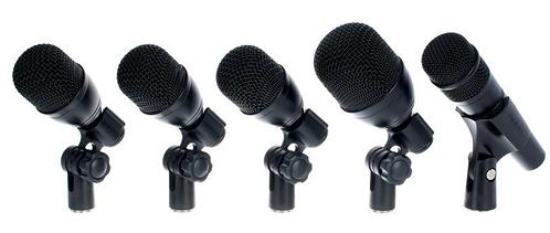 Audix Fusion FP-5 סט מיקרופונים לתופים
