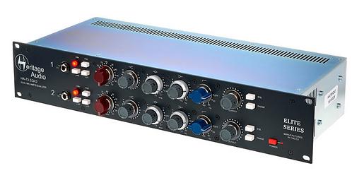 Heritage Audio HA73EQx2 Elite פרה אמפ
