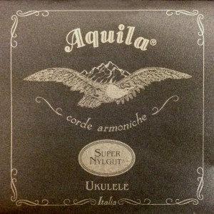 Aquila Super Nylgut- מיתרים ליוקללי סופרן