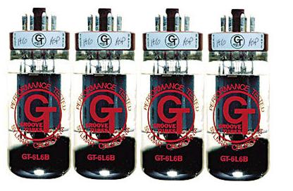 Groove Tubes 6L6R רבעיית מנורות