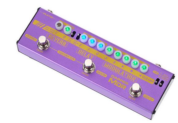 Valeton Dapper MDR מולטי מודולציה