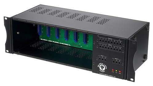 Black Lion Audio PBR-8 500 קופסת לשמונה מכשירים