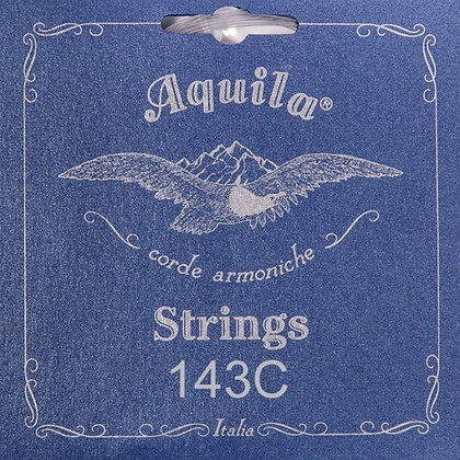 Aquila Bionylon -  מיתרים לגיטרה קלאסית בכיוון אוקטבה נמוכה