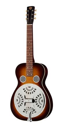 Beard Guitars Deco Phonic 27 גיטרת רזונייטור