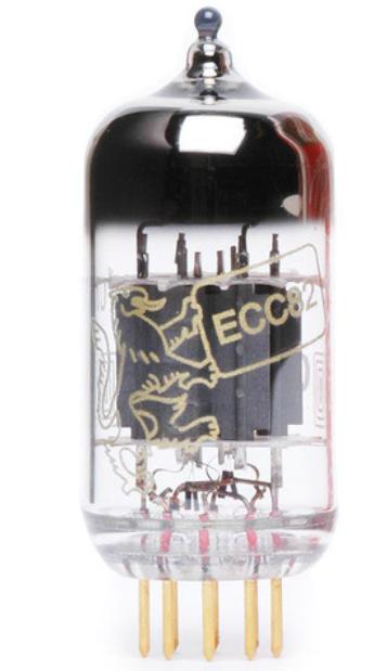 Genalex - Gold Lion B749 / ECC82 / 12AU7 מנורת