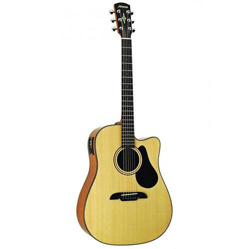 גיטרה אקוסטית Alvarez AD30CE