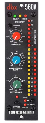 DBX 560A קומפרסור לימיטר