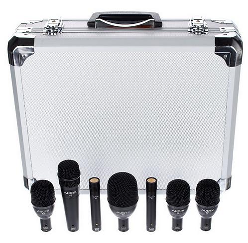 Audix Fusion FP-7 סט מיקרופונים לתופים