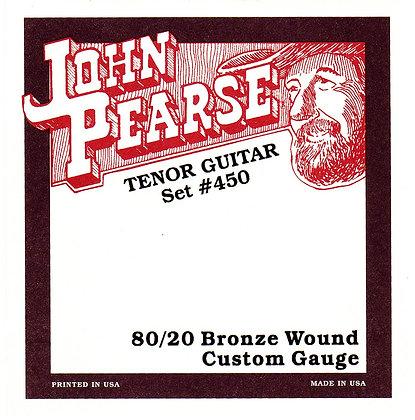 John Pearse   מיתרים לגיטרת טנור