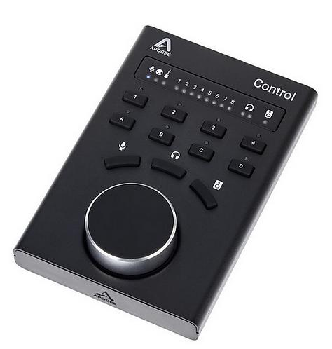 Apogee Control שלט לכרטיסי הקלטה