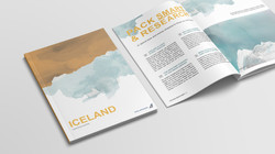 Iceland brochure