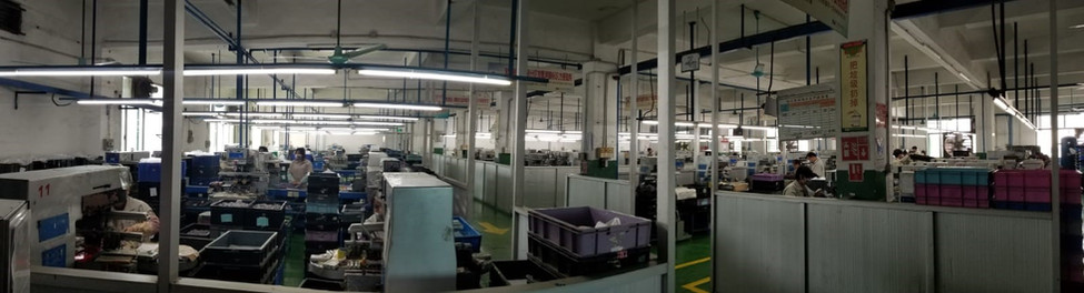 Pad Printing Department