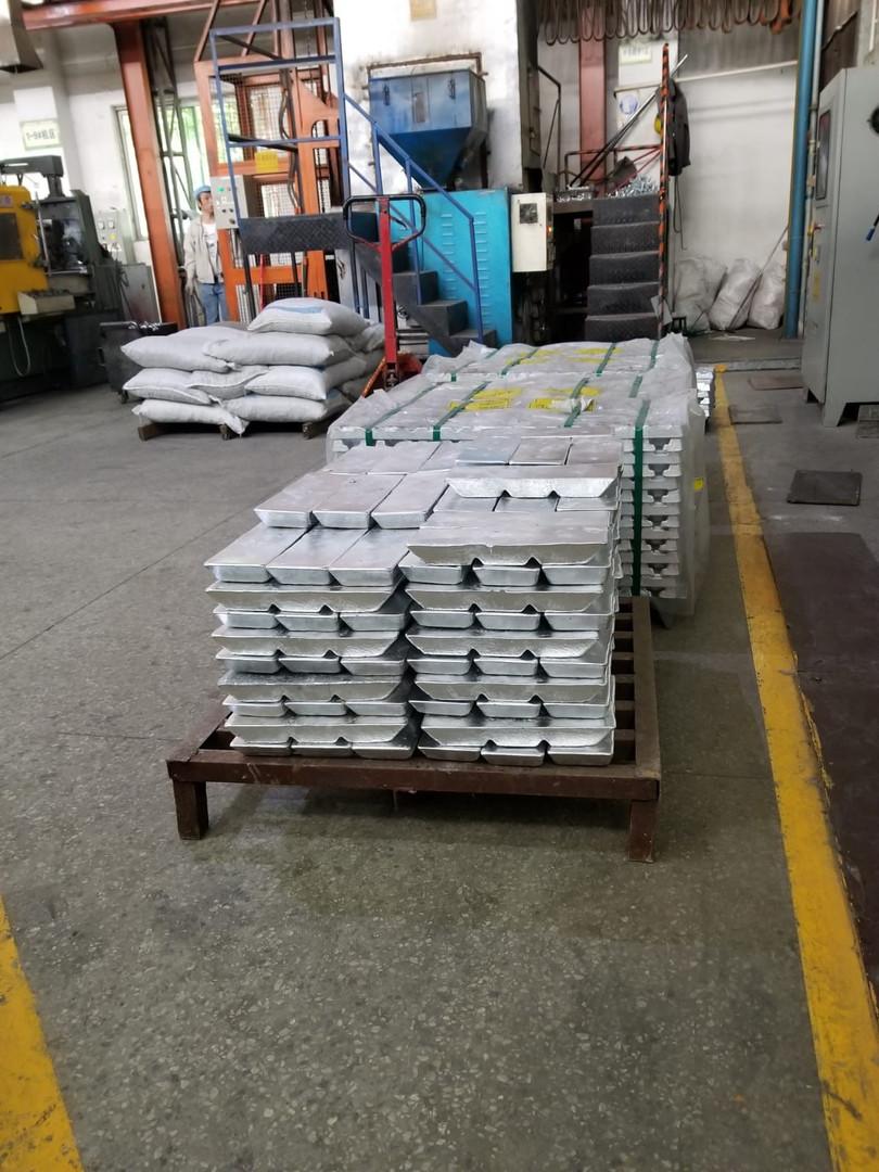 Zinc Diecasting Department