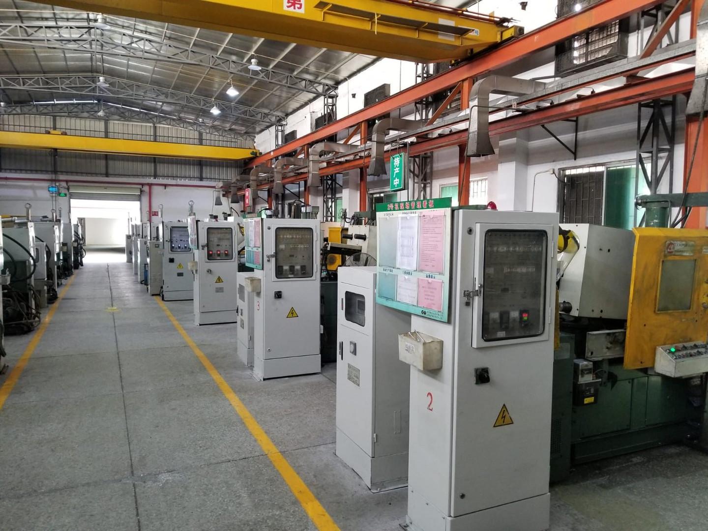 Zinc Diecasting Machinery