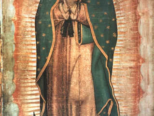 Prayer to Our Lady Of Guadalupe for an end to abortion