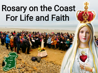 Call to the coasts of Ireland on October 7th