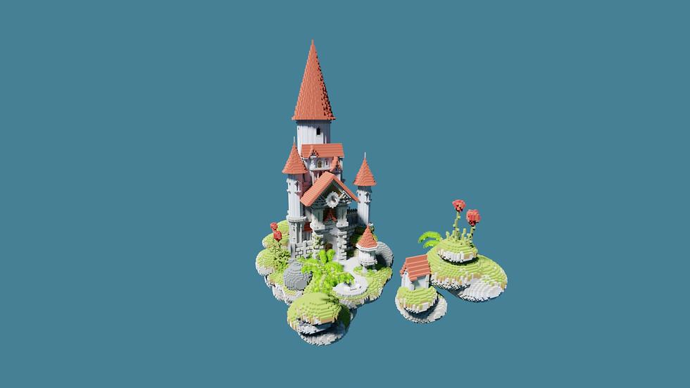 Castle Lobby/Hub