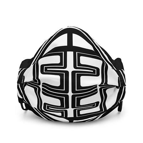 Jukebox Styles face mask