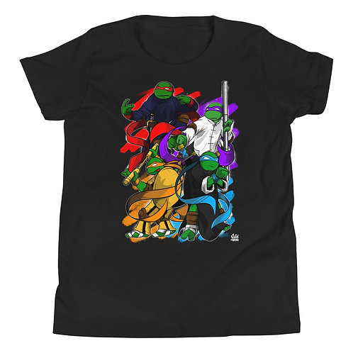 TMNT Legends Short-Sleeve Unisex T-Shirt