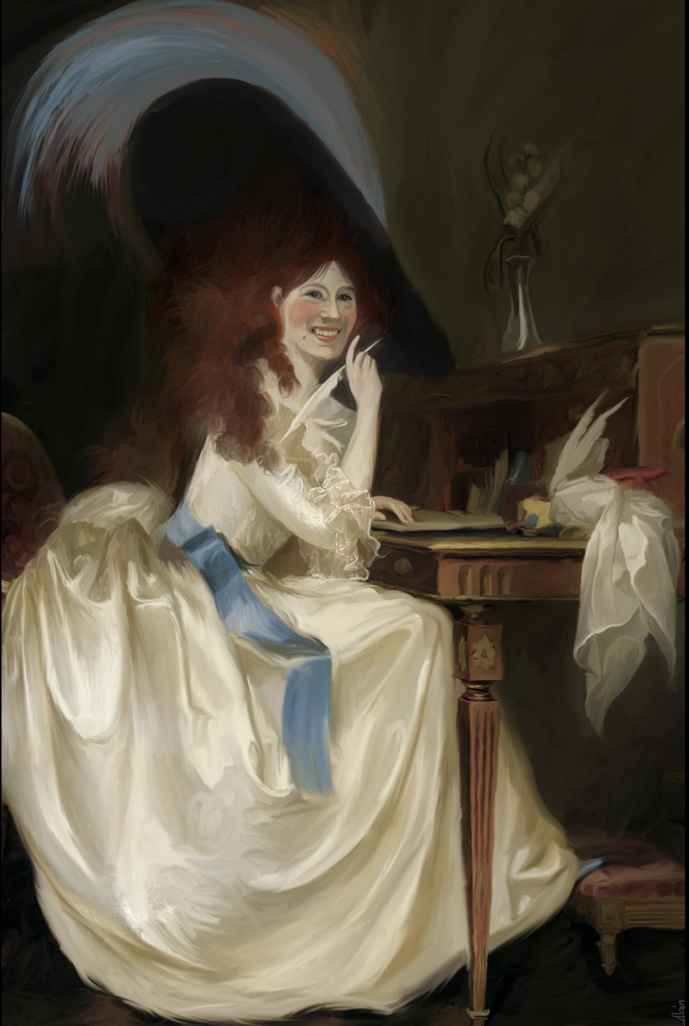 19ème siècle / Comtesse