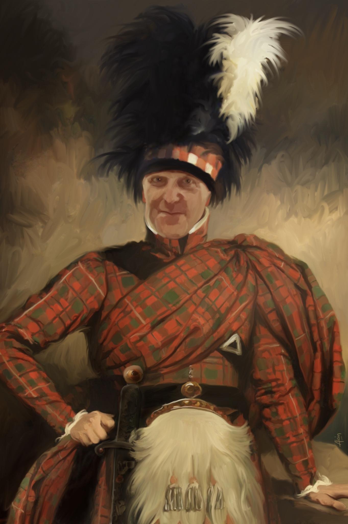 19ème siècle / Highlander