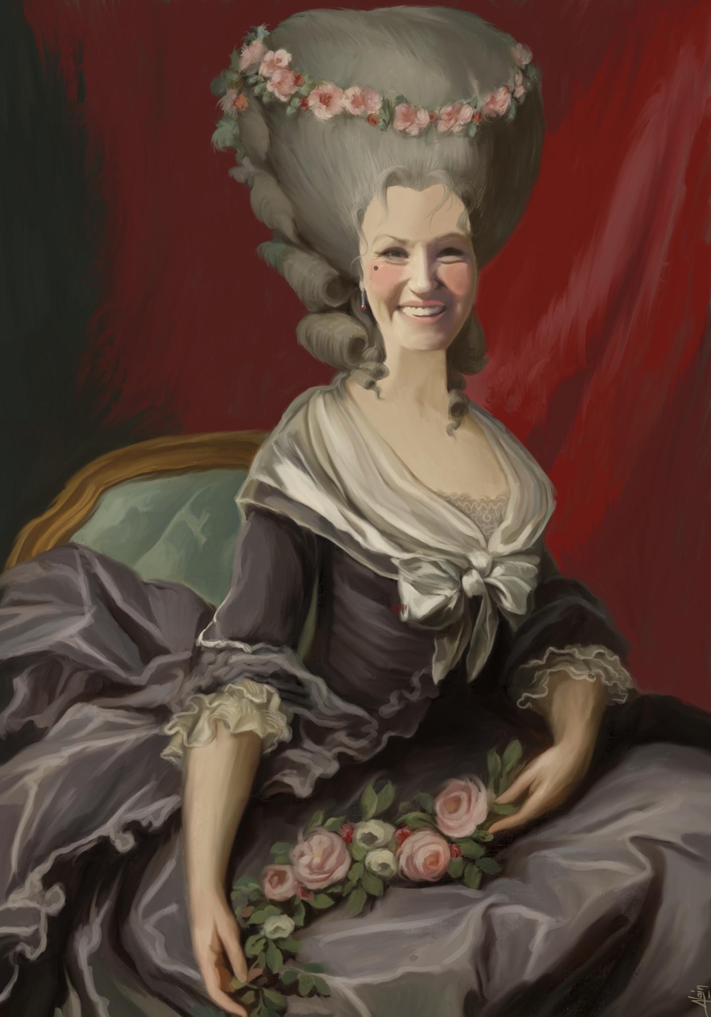 Marie-Antoinette XVIII