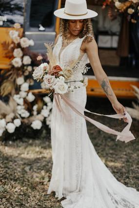 Bridal Hat Bride
