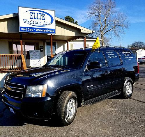 2011 Chevy Tahoe LT