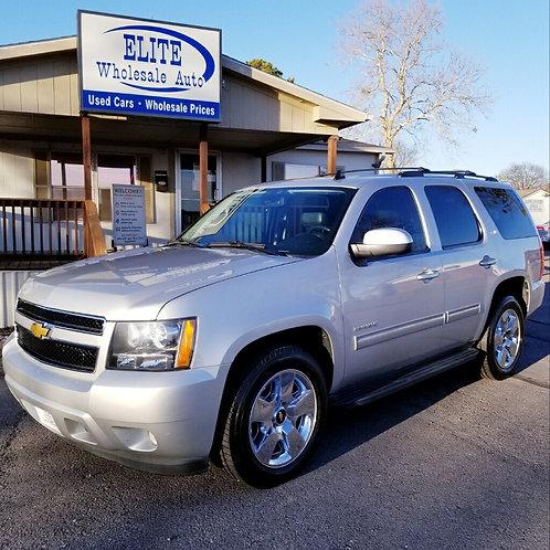 2011 Chevy Tahoe LT, 132k miles
