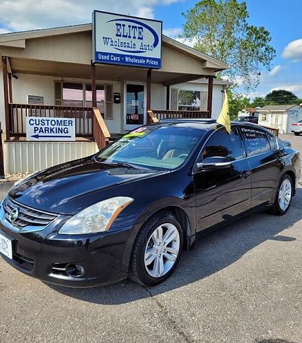 2012 Nissan Altima SR, 122,977 miles