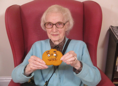 Burlington Care Halloween Cake, Bun and Biscuit Competition