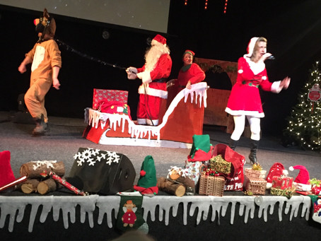 Maple Lodge: Christmas Outing