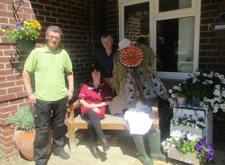 Southlands: 1st Prize at Hutton Cranswick in Bloom