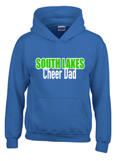 Cheer Parent Sweatshirt